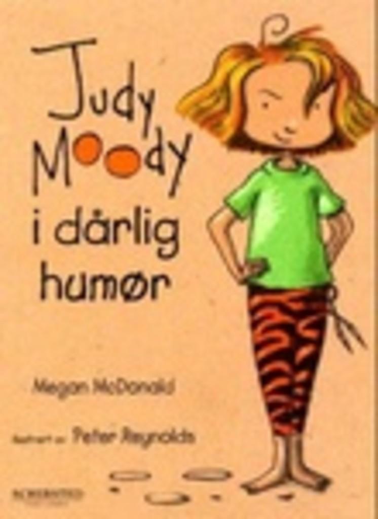 Judy Moody i dårlig humør