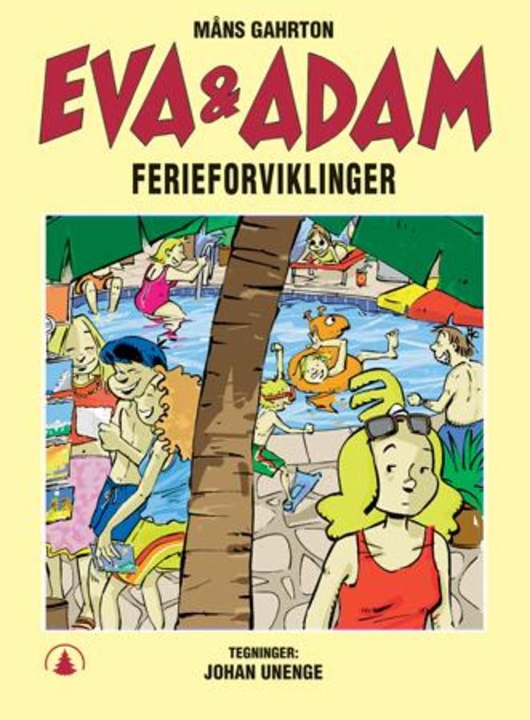 Eva & Adam : Ferieforviklinger . 10