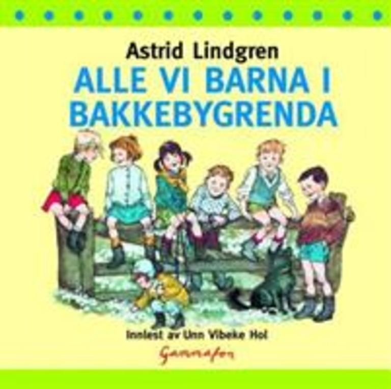 Alle vi barna i Bakkebygrenda (1)