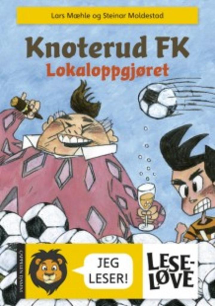Knoterud FK. Lokaloppgjøret (5)