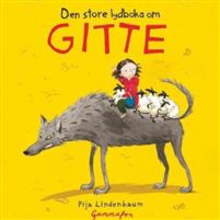 Den store lydboka om Gitte