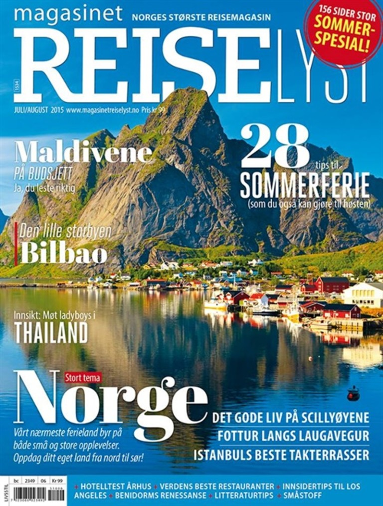 Magasinet Reiselyst