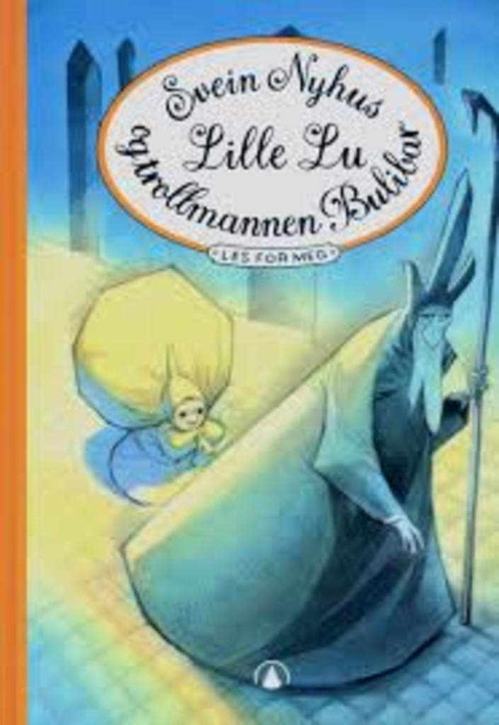 Lille Lu og trollmannen Bulibar