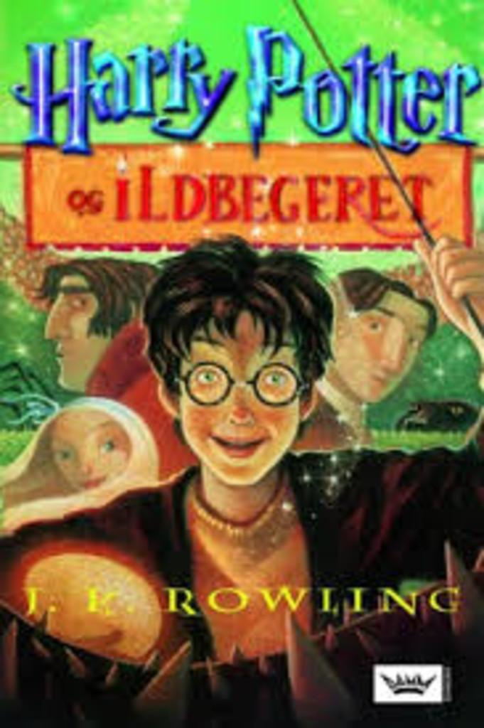 Harry Potter og ildbegeret . 4