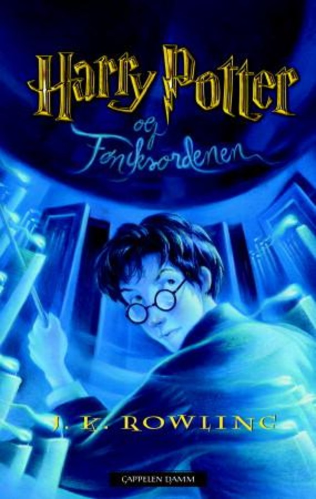 Harry Potter og Føniksordenen . 5