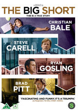 The Big Short - 2015 - (DVD)
