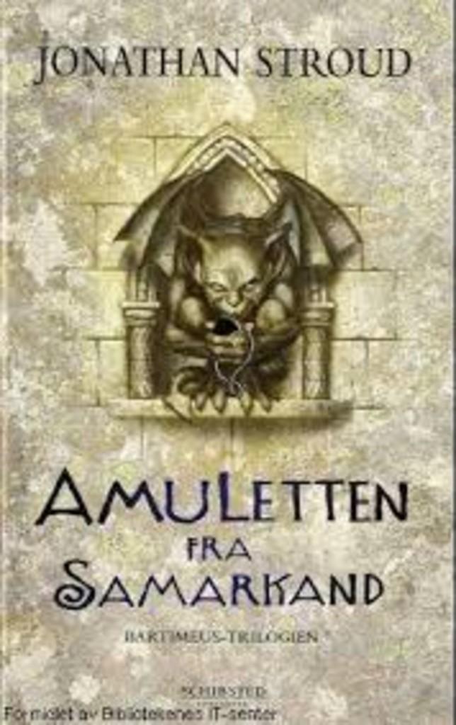 Amuletten fra Samarkand . 1