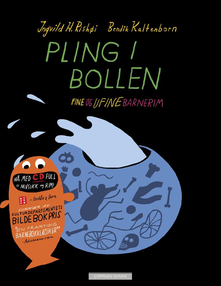 Pling i bollen : fine og ufine barnerim