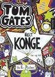 Omslagsbilde:Tom Gates er helt konge (av og til)