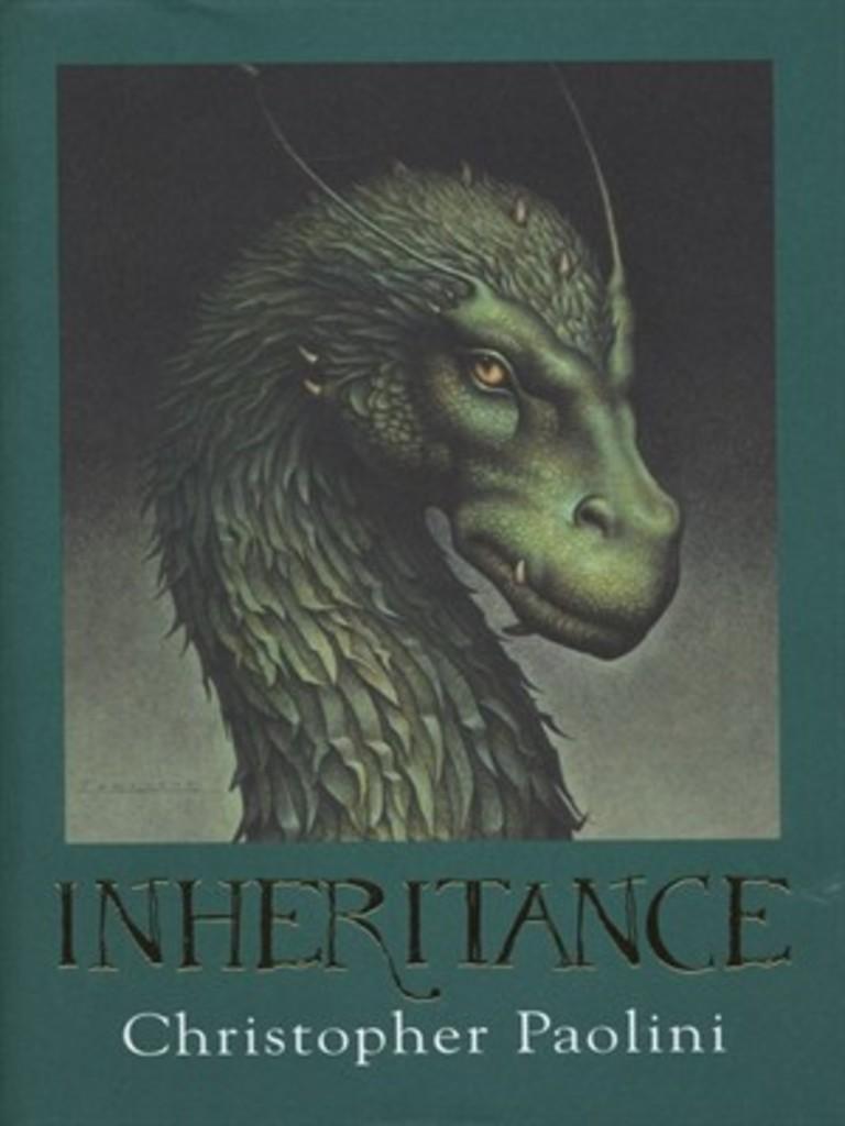Inheritance : or, The vault of souls . 4