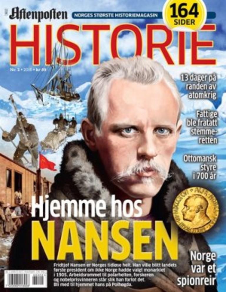 Levenede historie (Aftenposten)