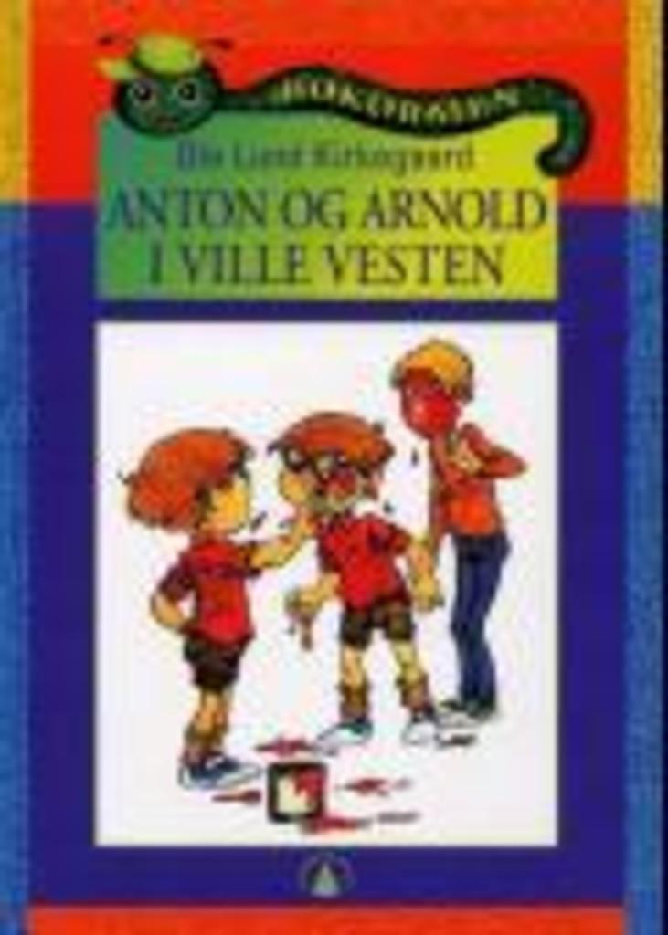 Anton og Arnold i ville vesten