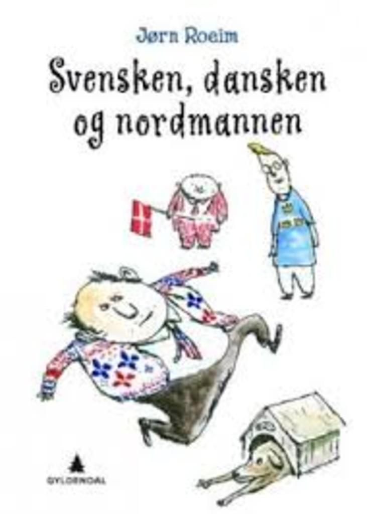 Norsken Dansken Og Svensken Vitser