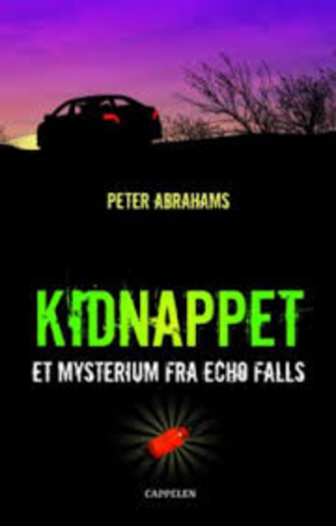 Kidnappet : et mysterium fra Echo Falls