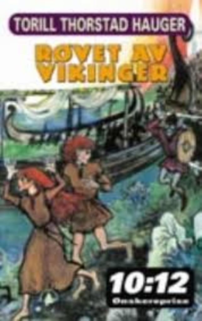 Røvet av vikinger : [1]