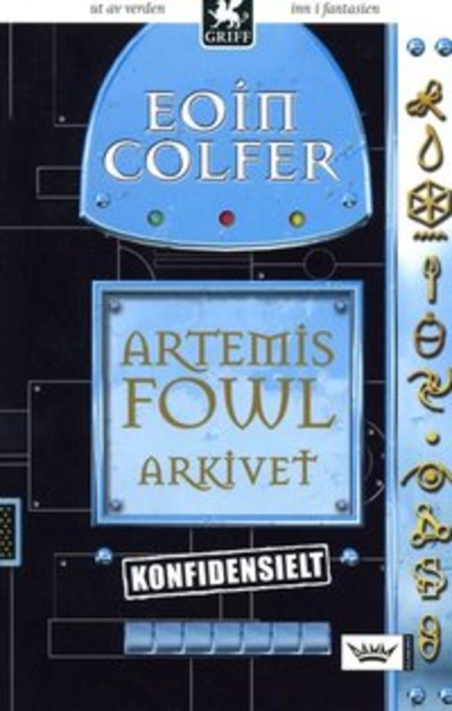 Artemis Fowlarkivet