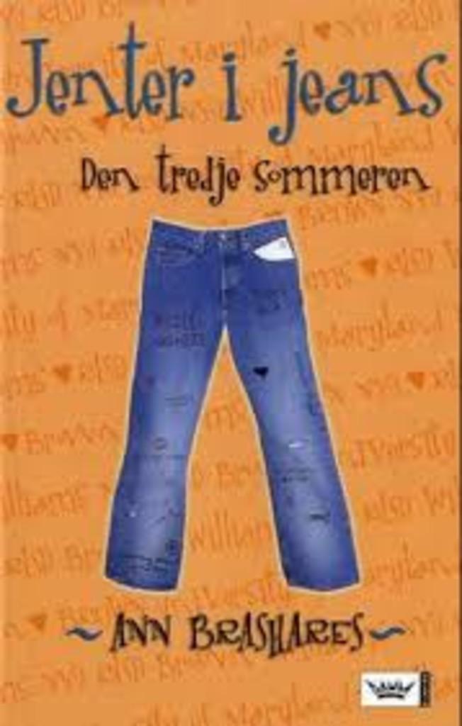 Jenter i jeans (3) : Den tredje sommeren