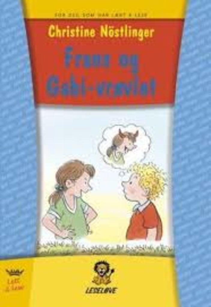 Frans og Gabi-vrøvlet