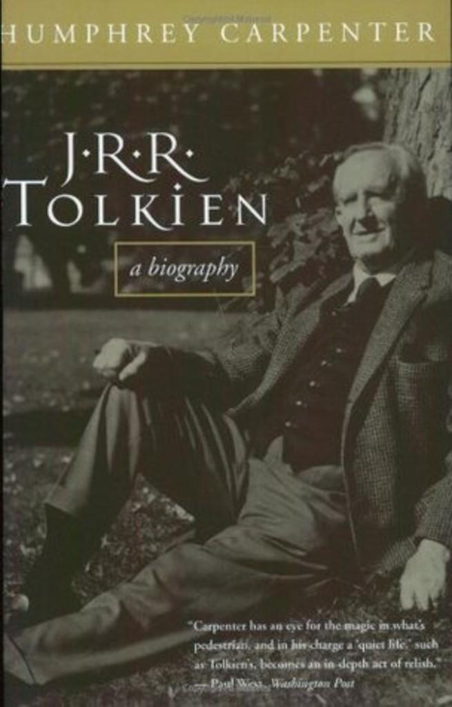 J. R. R. Tolkien : a biography