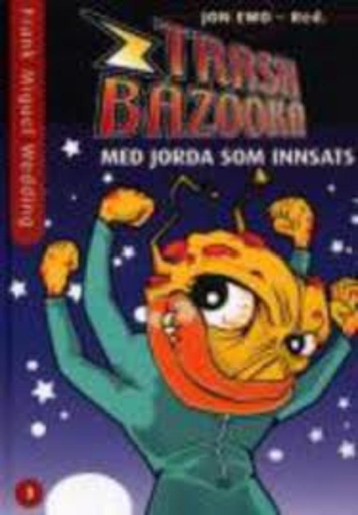 Trash Bazooka : tredje bok . Med jorda som innsats