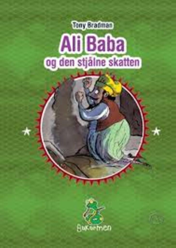 Ali Baba og den stjålne skatten