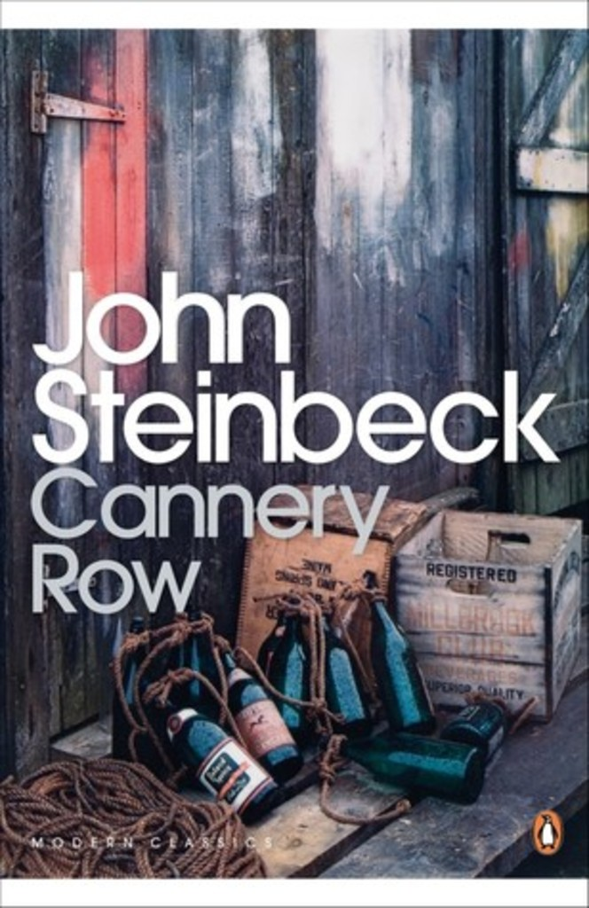 Cannery Row (eng.)