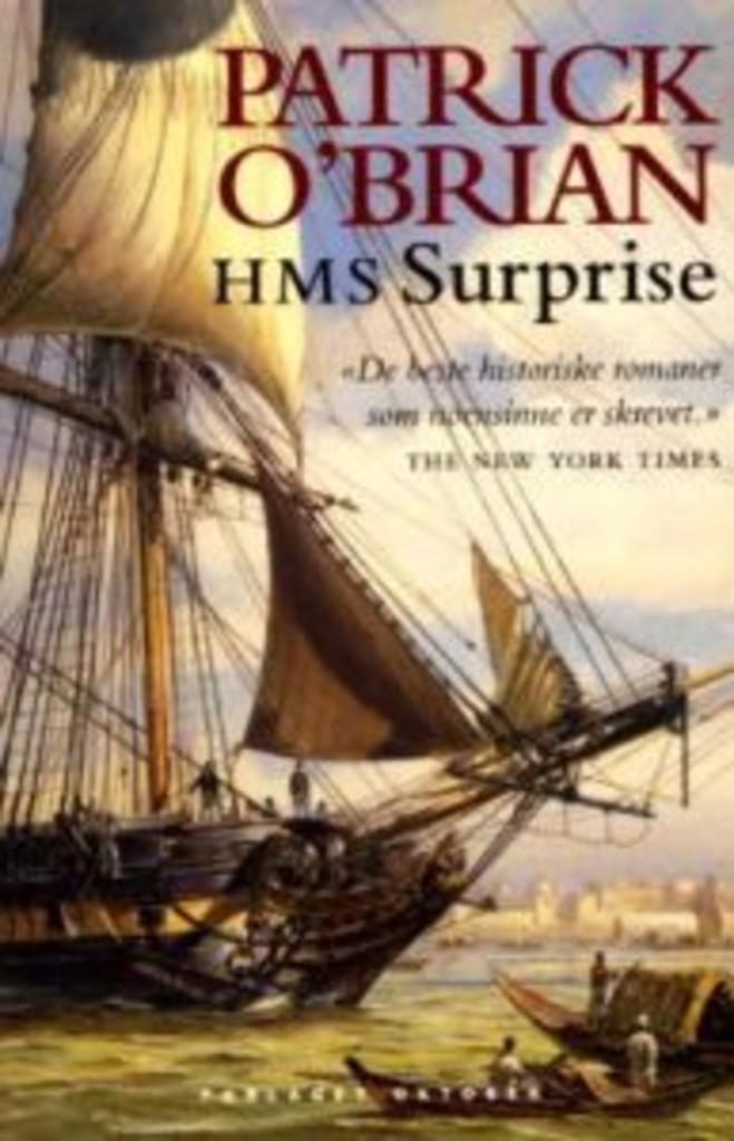 HMS Surprise . 3