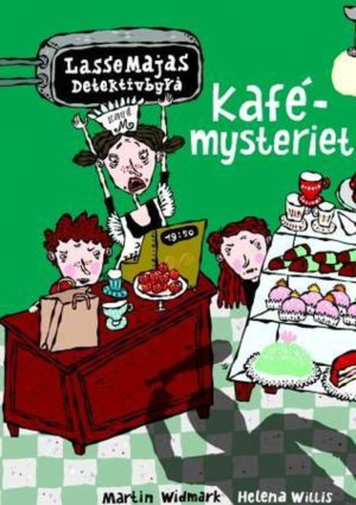Kafé-mysteriet