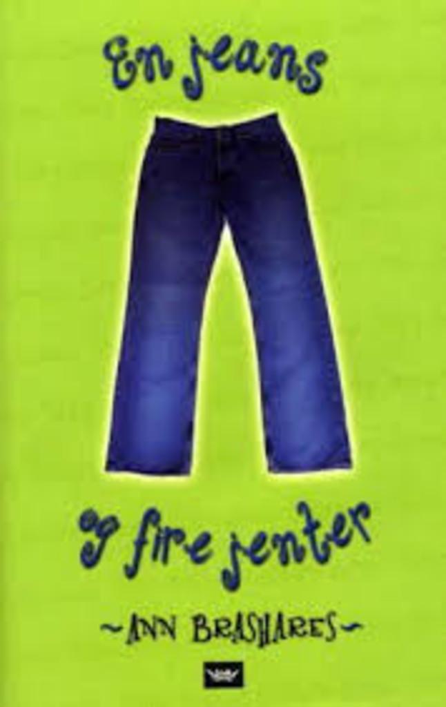 En jeans og fire jenter (1)