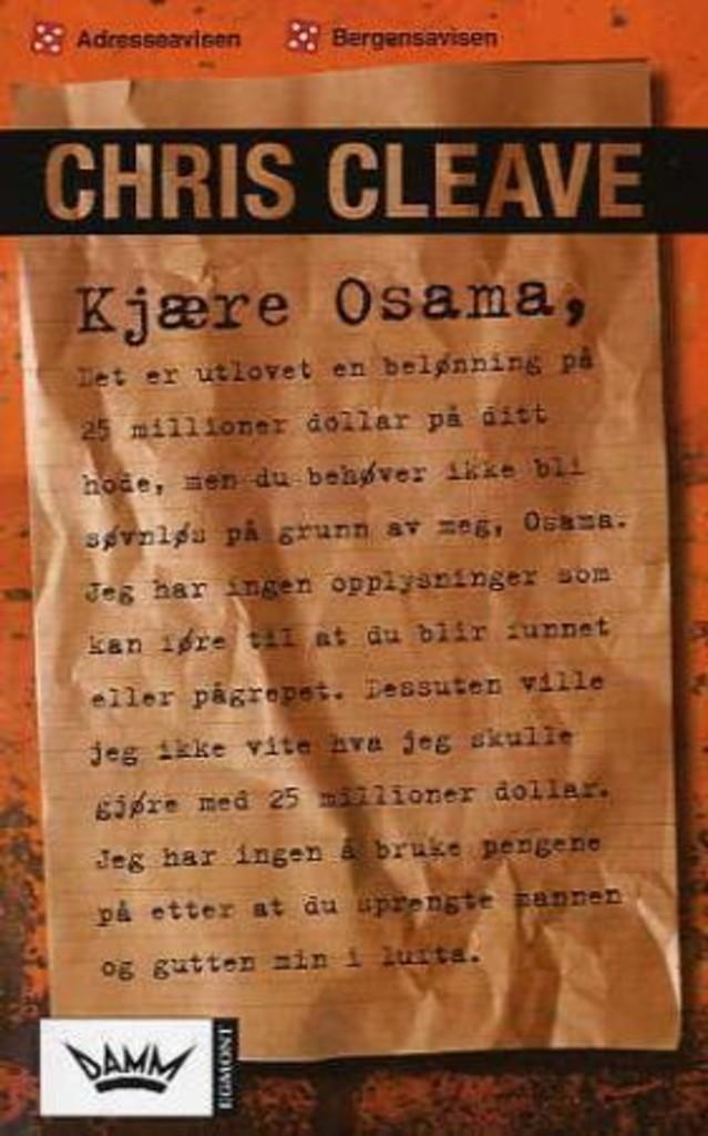 Kjære Osama