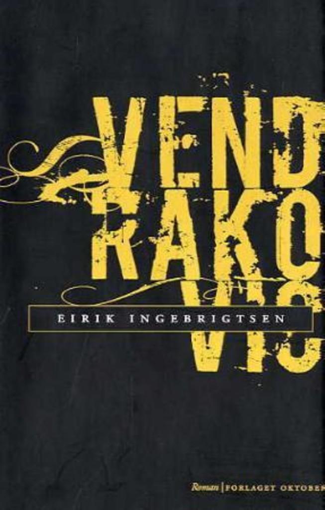 Vendrakovic : roman