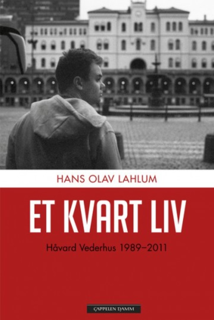 Et kvart liv : Håvard Vederhus 1989-2011