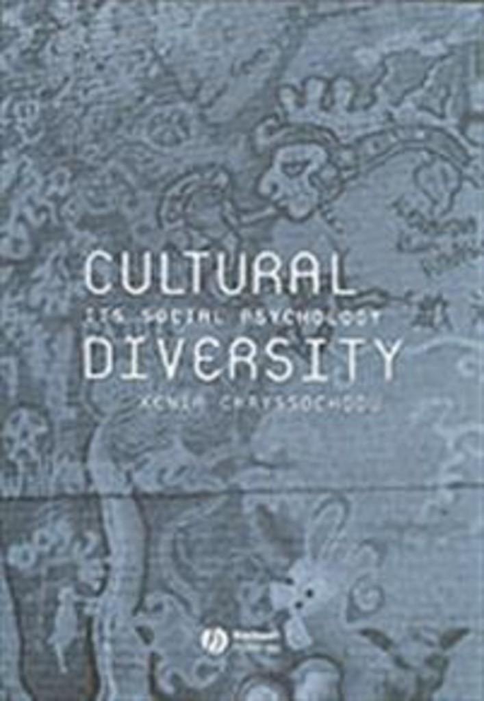 Cultural diversity : its Social Psycology