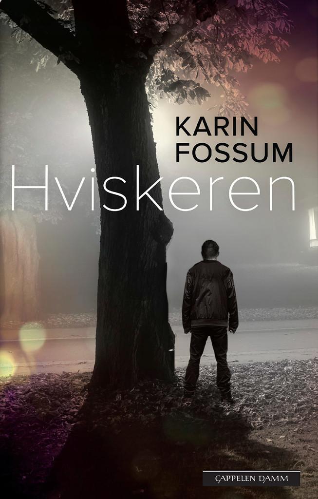 Illustrasjonsbilde for omtalen av Hviskeren av Karin Fossum