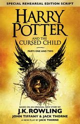 Illustrasjonsbilde for omtalen av Harry Potter and the cursed child av Jack Thorne