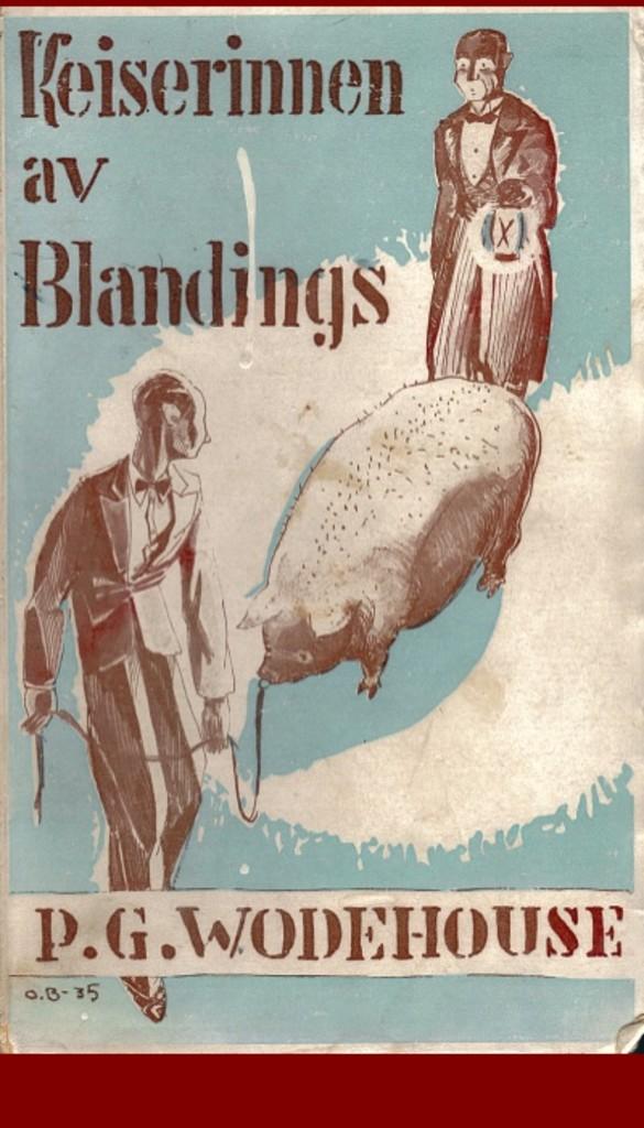 Keiserinnen av Blandings