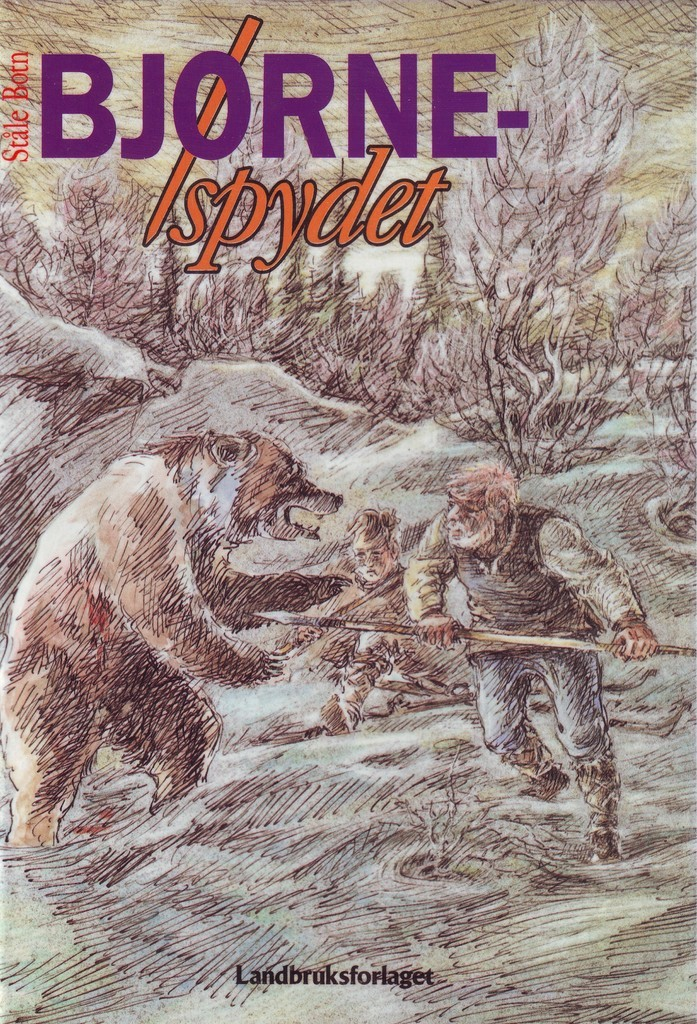 Bjørnespydet (1) : [bind 1]