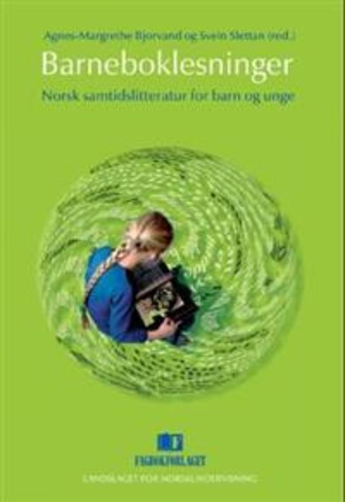 Barneboklesninger : norsk samtidslitteratur for barn og unge
