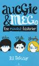 Omslagsbilde:Auggie & meg : tre mirakel-historier : Julian-kapittelet, Pluto, Shingaling