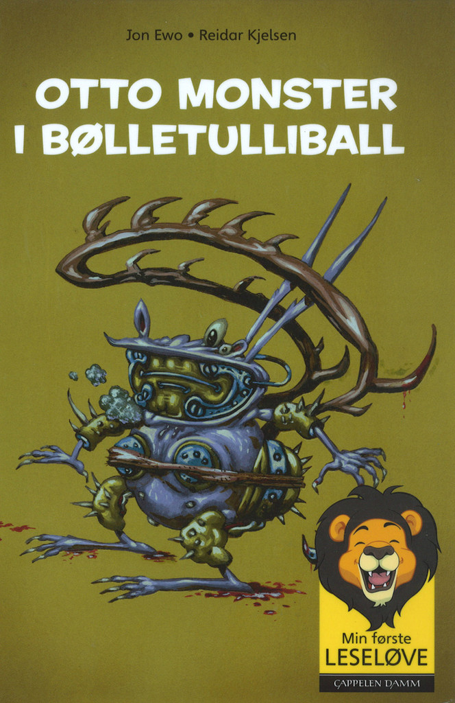 Otto monster i bølletulliball