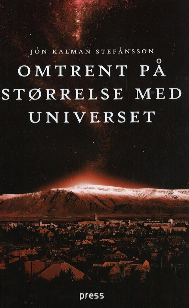 Omtrent på størrelse med universet (2)