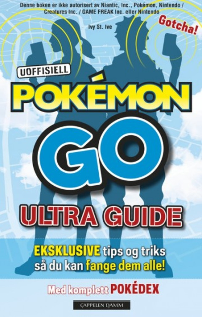 Uoffisiell Pocemon GO ultra guide