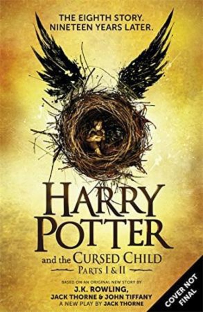 Harry Potter and the cursed child (Del to) . 2