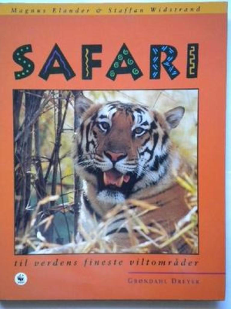 Safari til verdens fineste viltområder