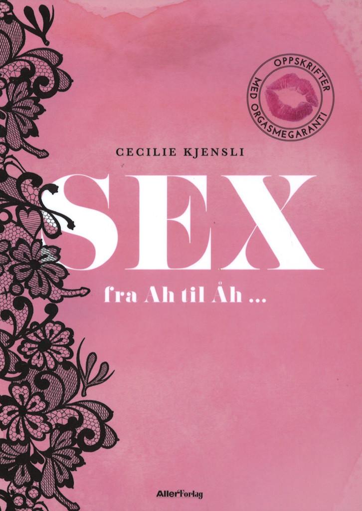 Sex fra Ah til Åh- : oppskrifter med orgasmegaranti