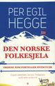 Omslagsbilde:Den norske folkesjela : ordene som forteller hvem vi er