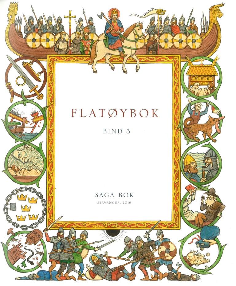 Flatøybok . B. 3