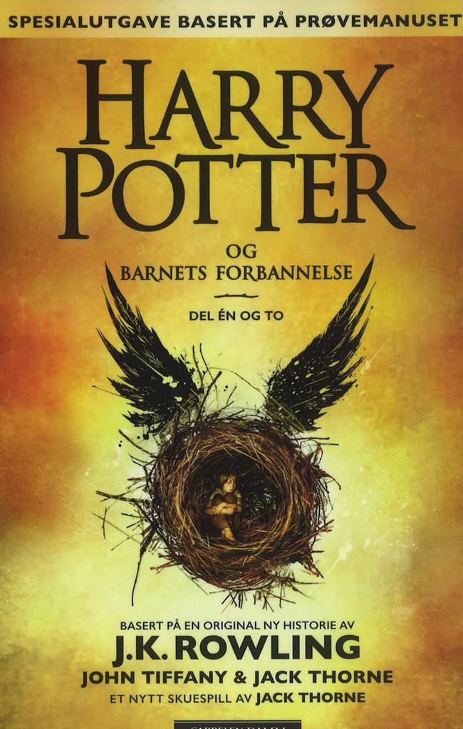 Harry Potter og barnets forbannelse. Del én og to.