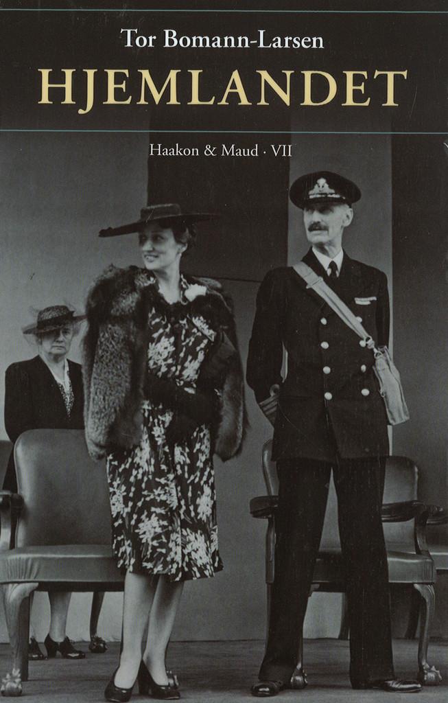 Haakon & Maud . VII . Hjemlandet