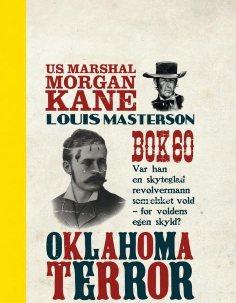 Morgan Kane . 60 . Oklahoma terror